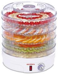 Сушилка для овощей и фркутов supra dfs-211