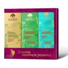 Подарочный набор БИОГОЛД (шампунь+маска+молочко)