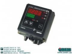 Измеритель-регулятор двухканальный с RS-485 ОВЕН
