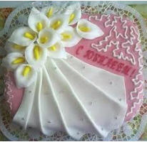 Divider for cakes