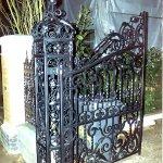 Ворота кованые Донецк, кованые ограждения на заказ
