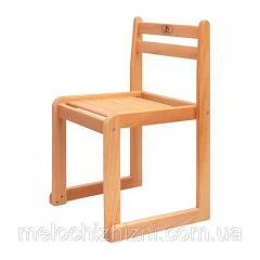 Стульчик деревянный бук