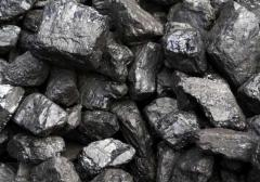 Coal the anthracite which is packed up in bags