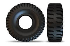 LARGE-SIZE TIRE 27.00-49