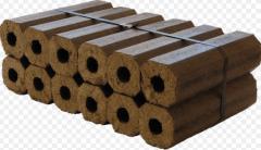 Брикеты топливные пини-кей (брикеты из дубовых