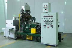 Equipment for production of rechargeable batteries