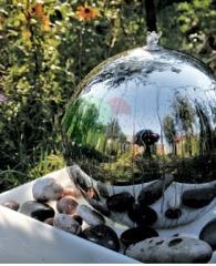Архитектурно-декоративные шары для водоемов