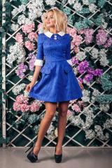 Платье Malvin синее