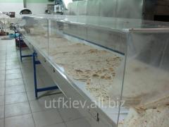 Equipo para fabricar tortas