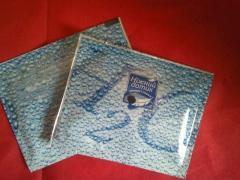 Wet towel wipes in individual packaging