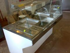 Equipment for the food industry. The equipment for