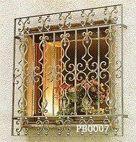 Shod lattices for windows