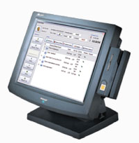 POS terminals (POS terminals) JiVA-5815pro 512MB