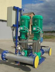 "Pump stations ""Svityaz"