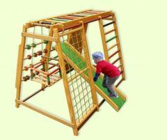 Детский спортивно - игровой комплекс для улицы