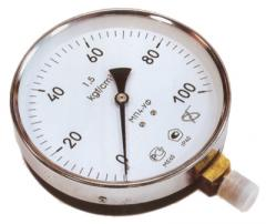 VACUUM GAUGES, MANOMETERS, MANOVAKUUMETRA ETC.