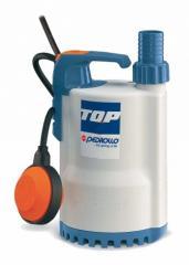 Submersible pump of Pedrollo TOP 1 - FLOOR