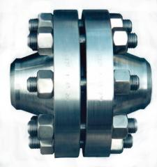 The isolating flange connection, sale in the