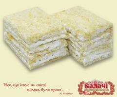 Наполеон, пирожные опт от производителя, кондитерское предприятие КАЛАЧИ
