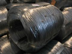 Wire from structural and stainless steel 0,1