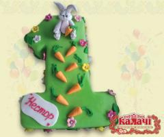 Children's cakes Chernihiv, children's