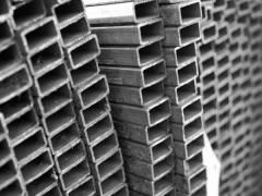 Rectangular pipes 100x40x5 20
