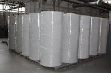 Basis for production of toilet paper from the