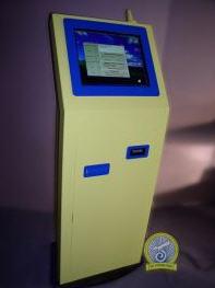 Терминалы платежные ТП-1/ТП-2 (2007-2009)