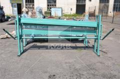 Гильотина для рубки металла Ja-Mech GJ - 2040