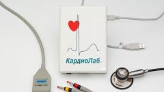 Electrocardiograph CARDIOLAB PHONO
