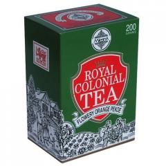 Черный чай Роял Колониал F.O.P арт. 03-008 100г
