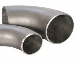 Отводы для труб стальные крутоизогнутые