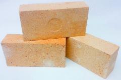 Brick fire-resistant MLS-62 No. 4