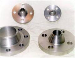 Flanges vorotnikovy (always available - a wide