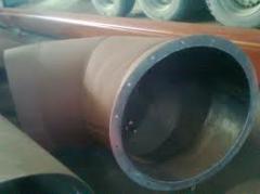 Отводы большого диаметра