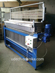 Machine for making candles UTMS-200-17