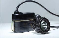 Lamp mine explosion-proof head accumulator SVG5-01