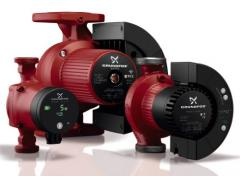 The pumps Grundfos, sales across the territory of