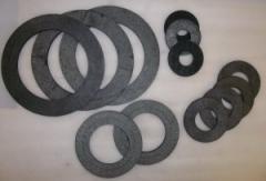 Прокладки резиновые (стандартные,  нестандарт