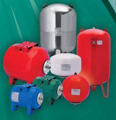 Мембранные баки ДАН- Nema для систем отопления,