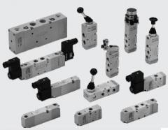 Analogs of MFH-3, MFH-5 of a pneumatic distributor