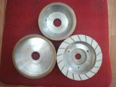 Diamond wheel for glass, production, sale,