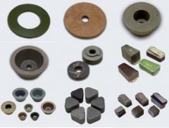 Абразивный инструмент для шлифовки камня и гранита