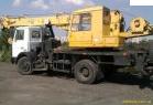 Автокраны  МАЗ КС-45729А
