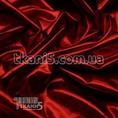 Ткань Трикотаж диско ( красный на красном )