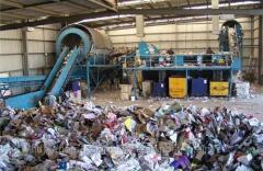 Linie do segregacji śmieci