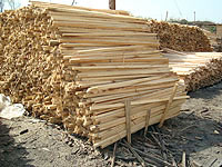 The lath is assembly