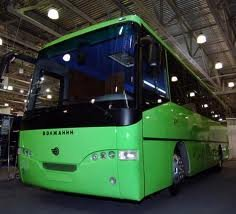 Spare parts to buses and minibuses