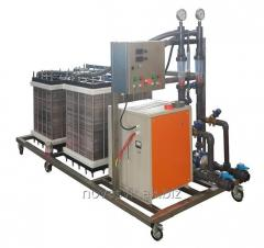 Electrodialysis / electrodialysis EQUIPMENT