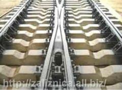 Строительство железнодорожных путей в Казахстане
